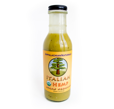 Appalachian Naturals Italian Hemp Salad Dressing