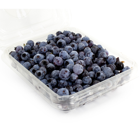Organic Blueberries, Half Pint