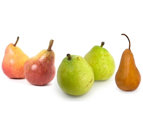 Mixed Organic Pears