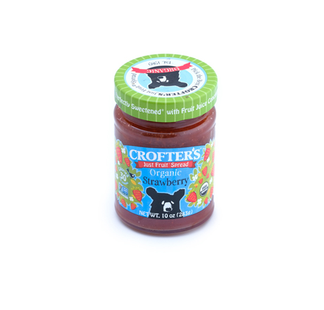 Crofter's Strawberry Spread