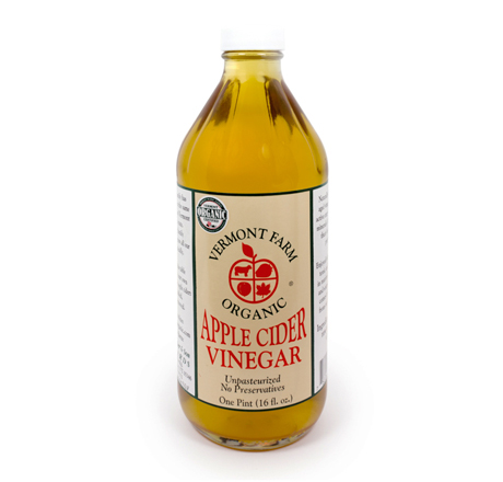 Dwight Miller and Son Apple Cider Vinegar
