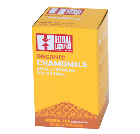 Equal Exchange Chamomile Tea