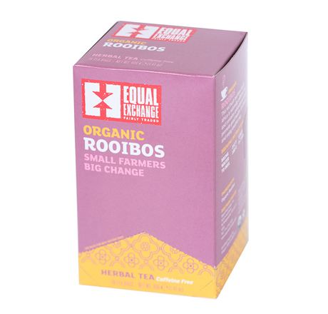 Equal Exchange Rooibos Tea