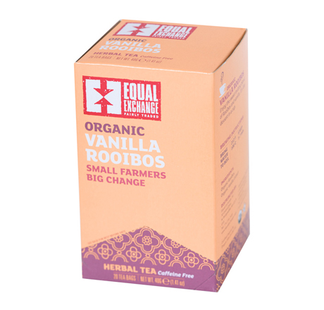 Equal Exchange Vanilla Rooibos Tea