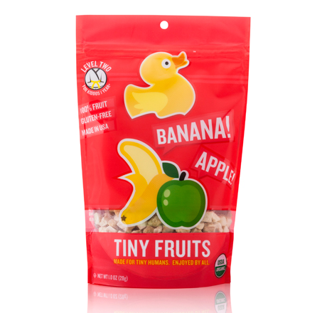 Little Duck Apple Banana Fruit Snacks