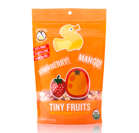 Little Duck Strawberry Mango Fruit Snacks