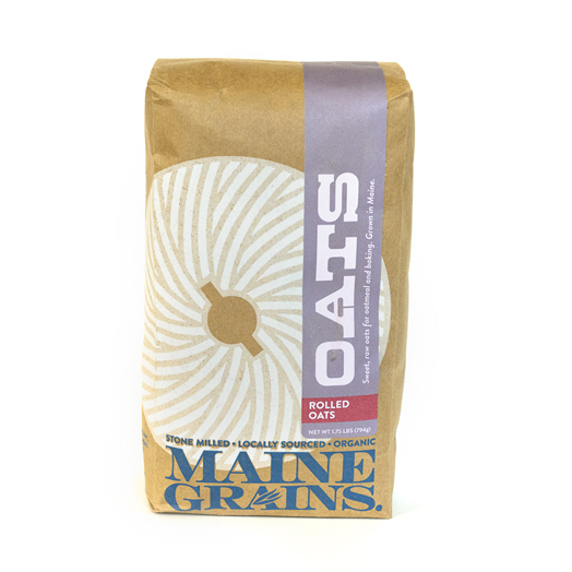 Maine Grains Organic Rolled Oats