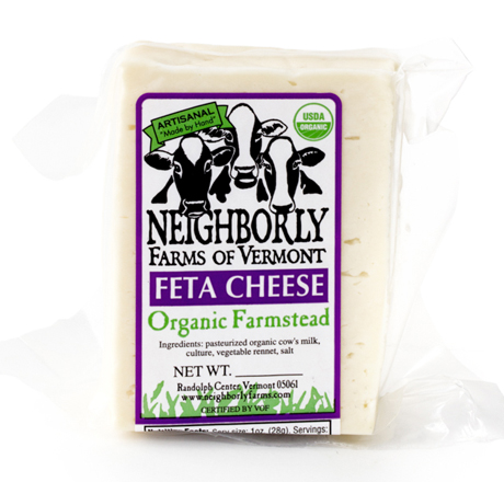 Neighborly Farms Cow's Milk Feta
