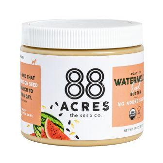 88 Acres Foods Organic Unsweetened Roasted Watermelon Seed Butter