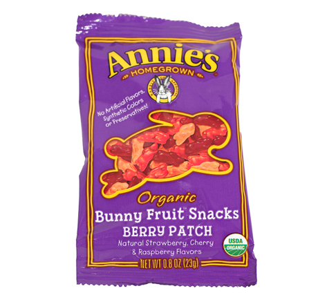 Annie's Berry Patch Organic Bunny Fruit Snacks