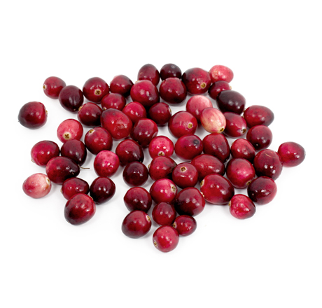 Local Organic Cranberries