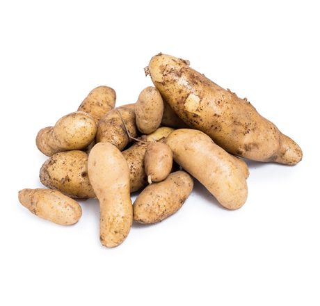 Local Organic Fingerling Potatoes, 2 lbs