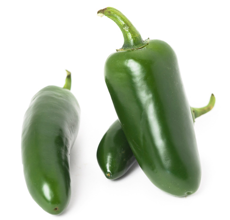 Local Organic Jalapeno Peppers