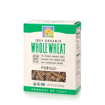 Bionaturae Organic Whole Wheat Fusilli