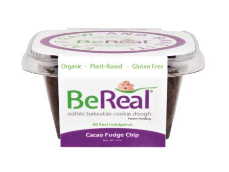 BeReal Cookie Dough Cacao Fudge Chip, 4 oz