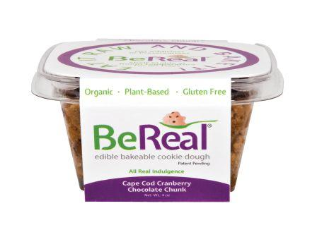 BeReal Cookie Dough Cape Cod Cranberry Chocolate Chunk, 4 oz