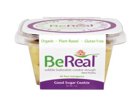 BeReal Cookie Dough Good Sugar Cookie, 4 oz