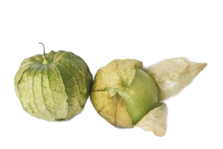 Local Organic Tomatillos