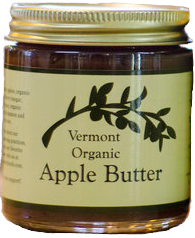 Champlain Orchards Organic Apple Butter