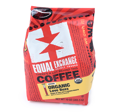 Equal Exchange Love Buzz Coffee, Drip Grind