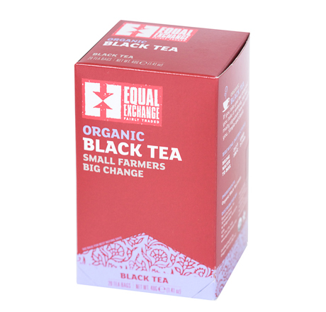 Equal Exchange Black Tea