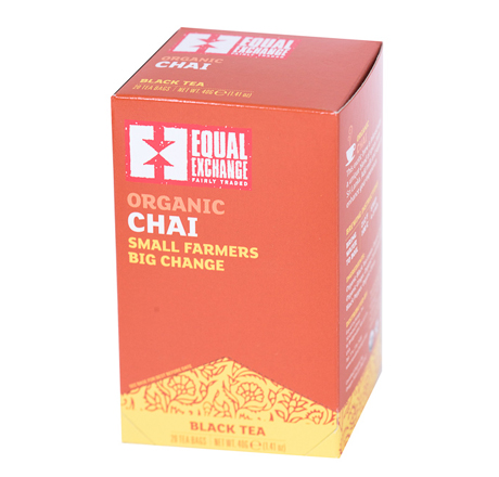 Equal Exchange Chai