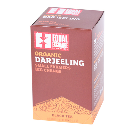 Equal Exchange Darjeeling Tea