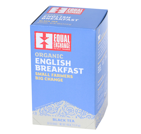 Equal Exchange English Breakfast Tea