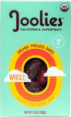Joolies Organic Whole Medjool Dates