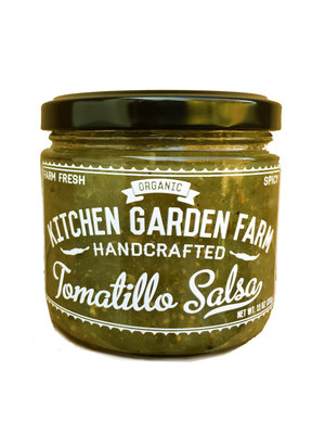 Kitchen Garden Farm Organic Tomatillo Salsa