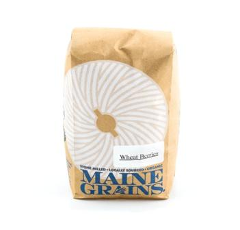 Maine Grains Organic Wheat Berries