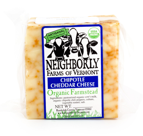 Neighborly Farms Organic Chipotle Cheddar