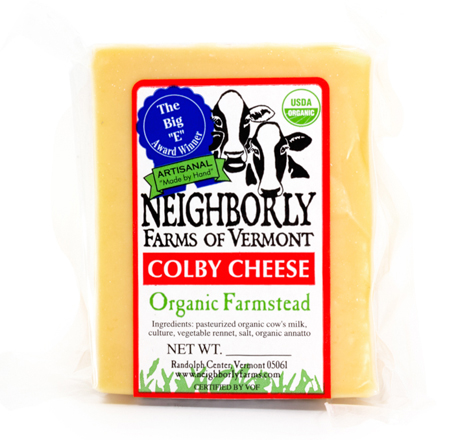 Neighborly Farms Organic Colby