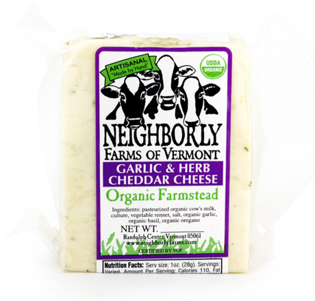 Neighborly Farms Garlic Cheddar