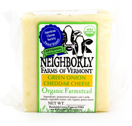 Neighborly Farms Green Onion Cheddar