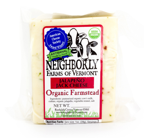 Neighborly Farms Jalapeno Monterey Jack