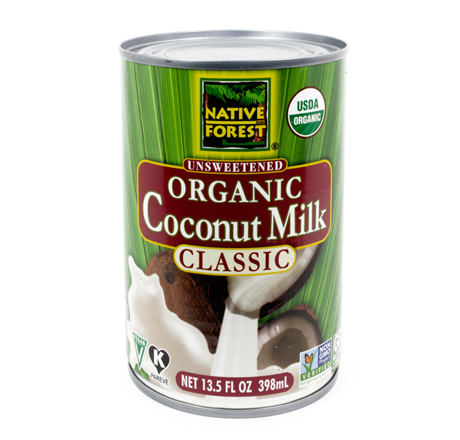 Native Forest Organic Coconut Milk - Unsweetened