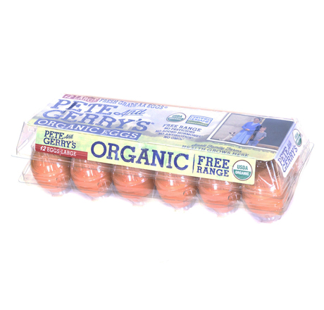 Pete and Gerry's Organic Eggs - Dozen