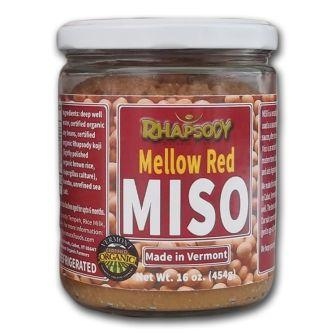 Rhapsody Organic Mellow Red Miso