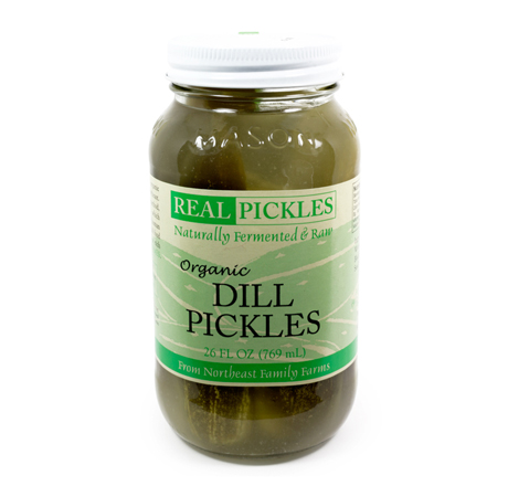 Real Pickles Dill Pickles