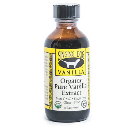 Singing Dog Vanilla Pure Vanilla Extract
