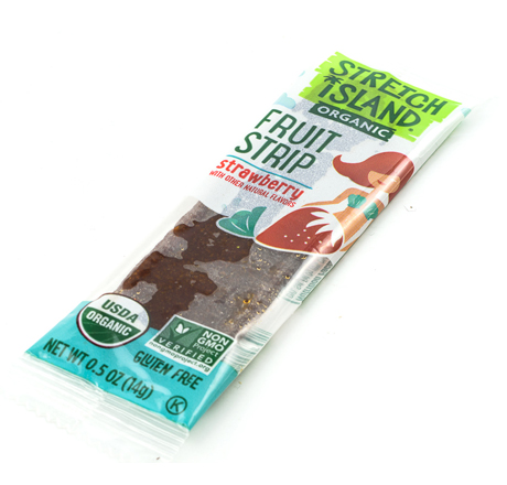Stretch Island Organic Strawberry Fruit Strips