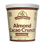 Straw Propeller Gourmet Foods Organic Oatmeal Cup, Almond Cacao Crunch