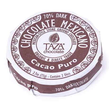 Taza Chocolate Mexicano Disc Cacao Puro
