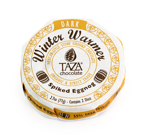 Taza Chocolate Mexicano Disc Spiked Eggnog