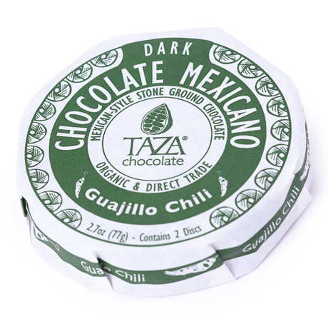 Taza Chocolate Mexicano Disc Guajillo Chili
