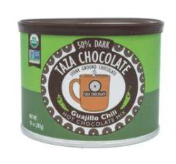 Taza Chocolate Organic Hot Chocolate Mix, Guajillo Chili